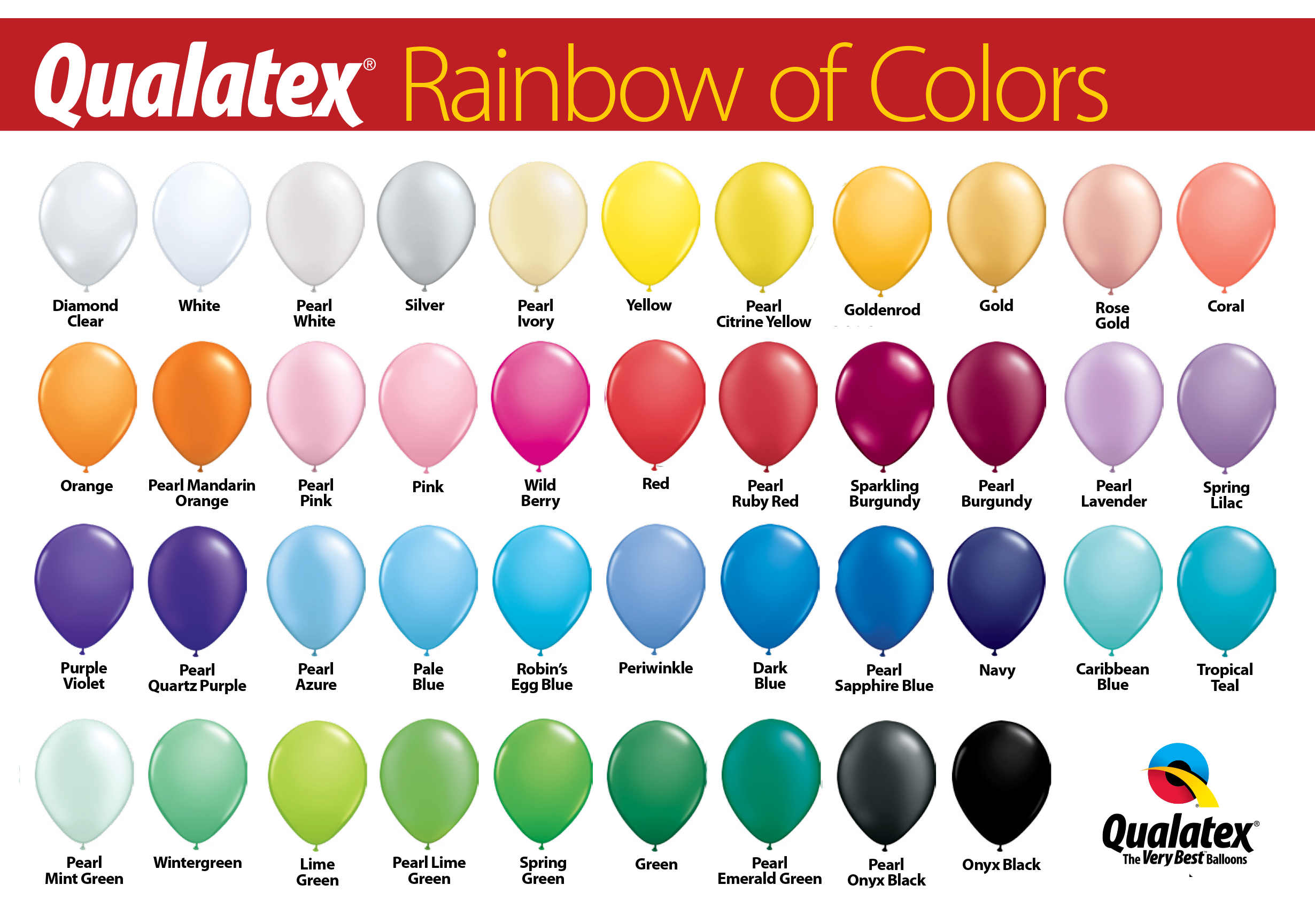 11in Balloon Centerpiece Your Choice Of Color 13 Latex Pyramid